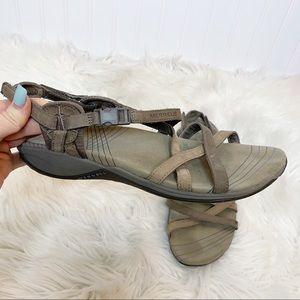 Merrell Aster Bungee Strappy Sandals Size 9
